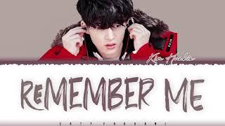 Download KIM HANBIN - 'DEMO.Remember Me' (Guitar by SiHwang) Lyrics [Color Coded_Han_Rom_Eng]