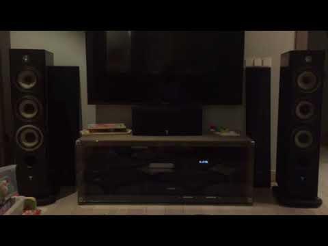 Focal Aria 926 Musical Fidelity M6PRX