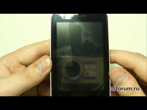 Обзор Acer E400 - Музыка и видео