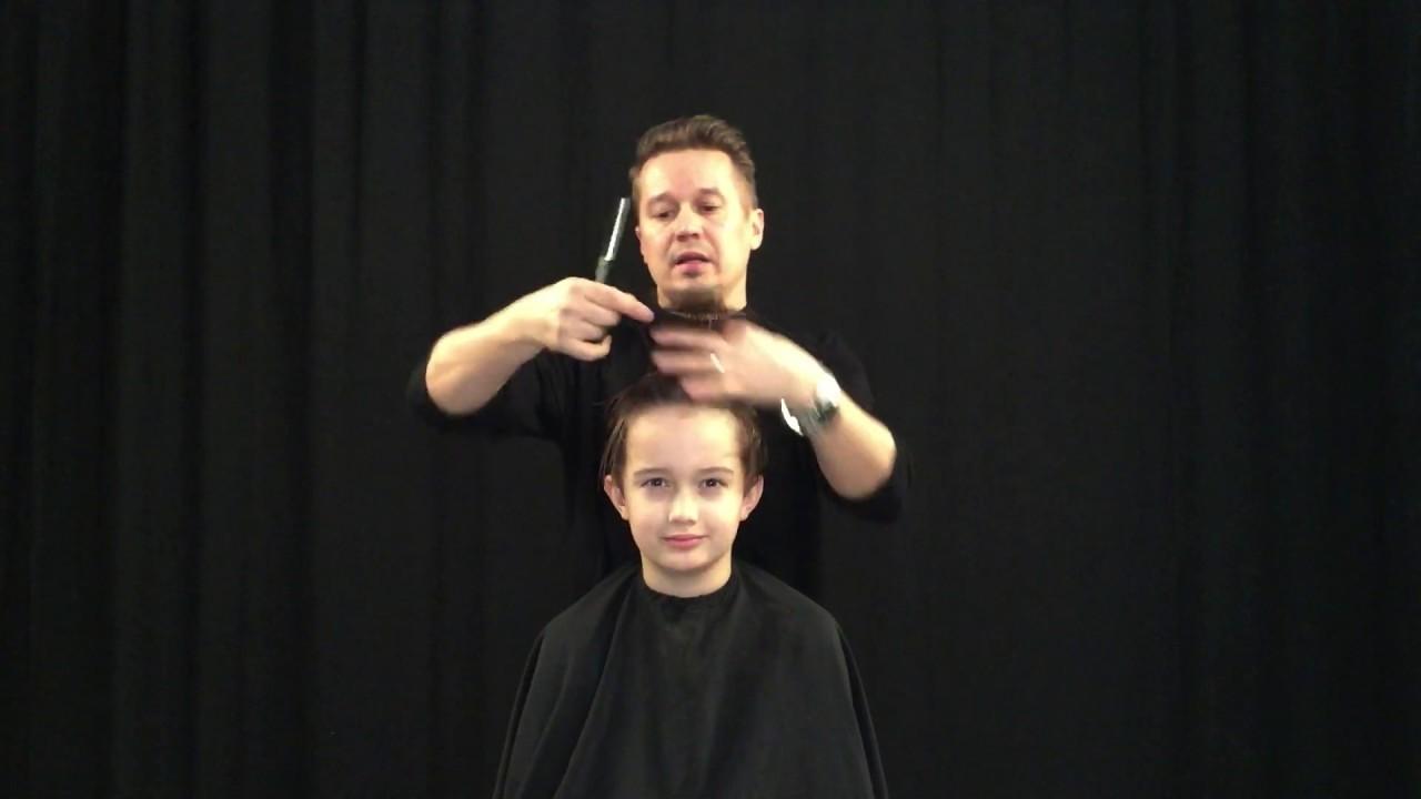 Hiustenleikkaus