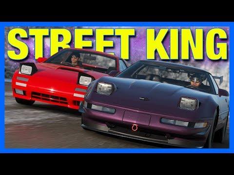 Forza Horizon 4 Online : BEST BUDGET STREET RACER!! (Street King Part 1)