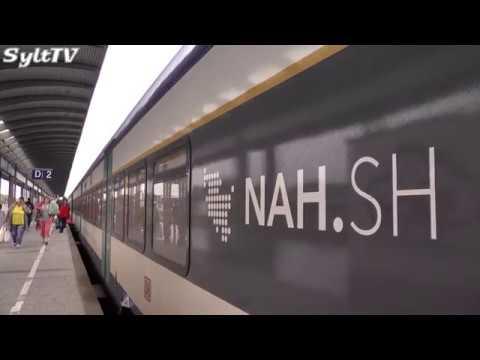 Rund um Ostern baut die Deutsche Bahn auf der Strecke Hamburg Westerland