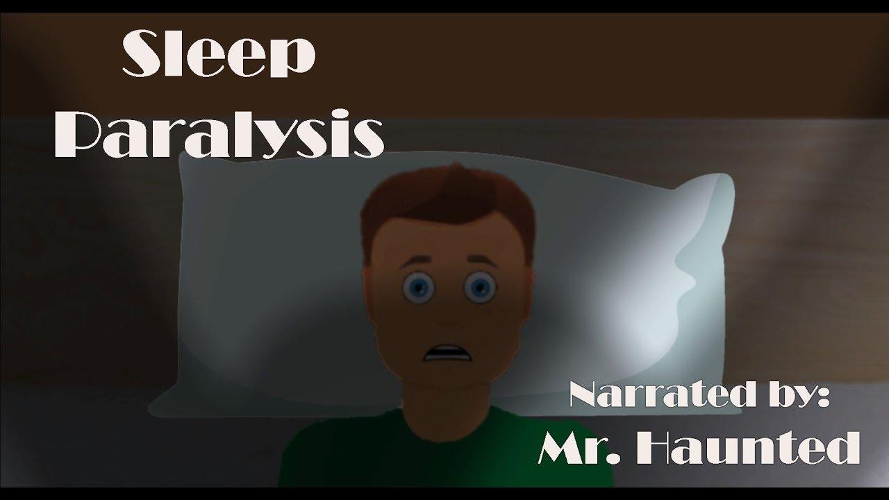 Sleep Paralysis || Mr  Haunted (Animated)