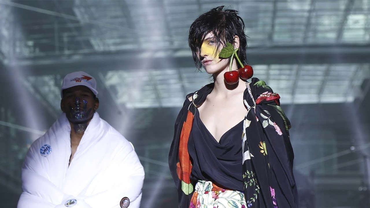 Vivienne Westwood | Spring Summer 2018 Full Fashion Show | Exclusive