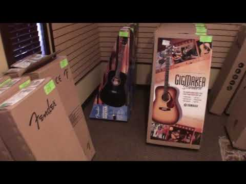 Music Store Liquidation- Round Rock, Texas