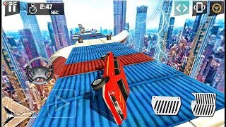 Extreme Limo Mega Ramp Stunts Car Driving Games 3D - Android GamePlay