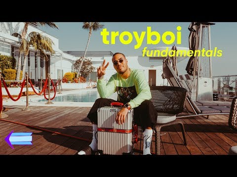 TROYBOI Sidewalk Fundamentals: Producing While On Tour, Fav Clothing Pieces