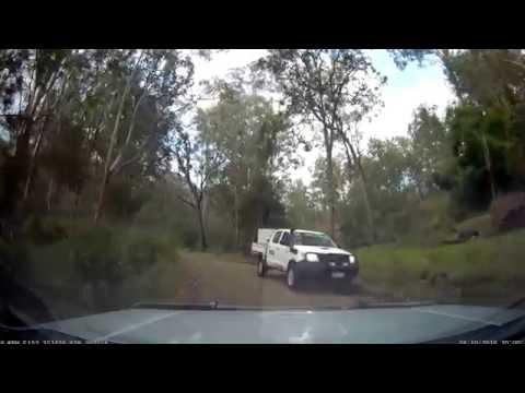 Condamine River '14 Crossings' Track 29/10/16