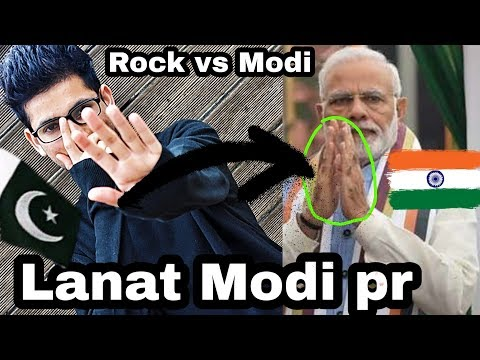 Rock replying on Pulwama Attack in India