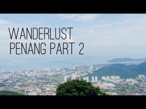 VLOG: Penang, Malaysia Part 2   Penang Colonial Museum + Penang Hill