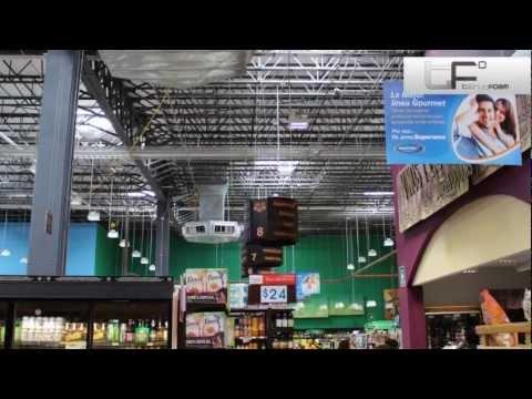 Termofoam Metal Building Insulation Super Market