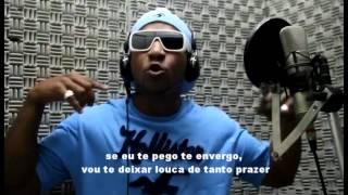 MC Dingo e Querô Part Mc Bola - Quando passa ela é demais - Prévia - (DJ Nino)