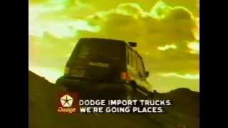 80's Ads: Dodge Raider 1988