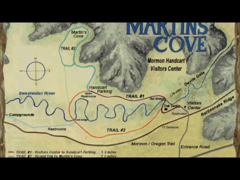 Second Rescue of the Martin and Willie Handcart People: Martin's Cove