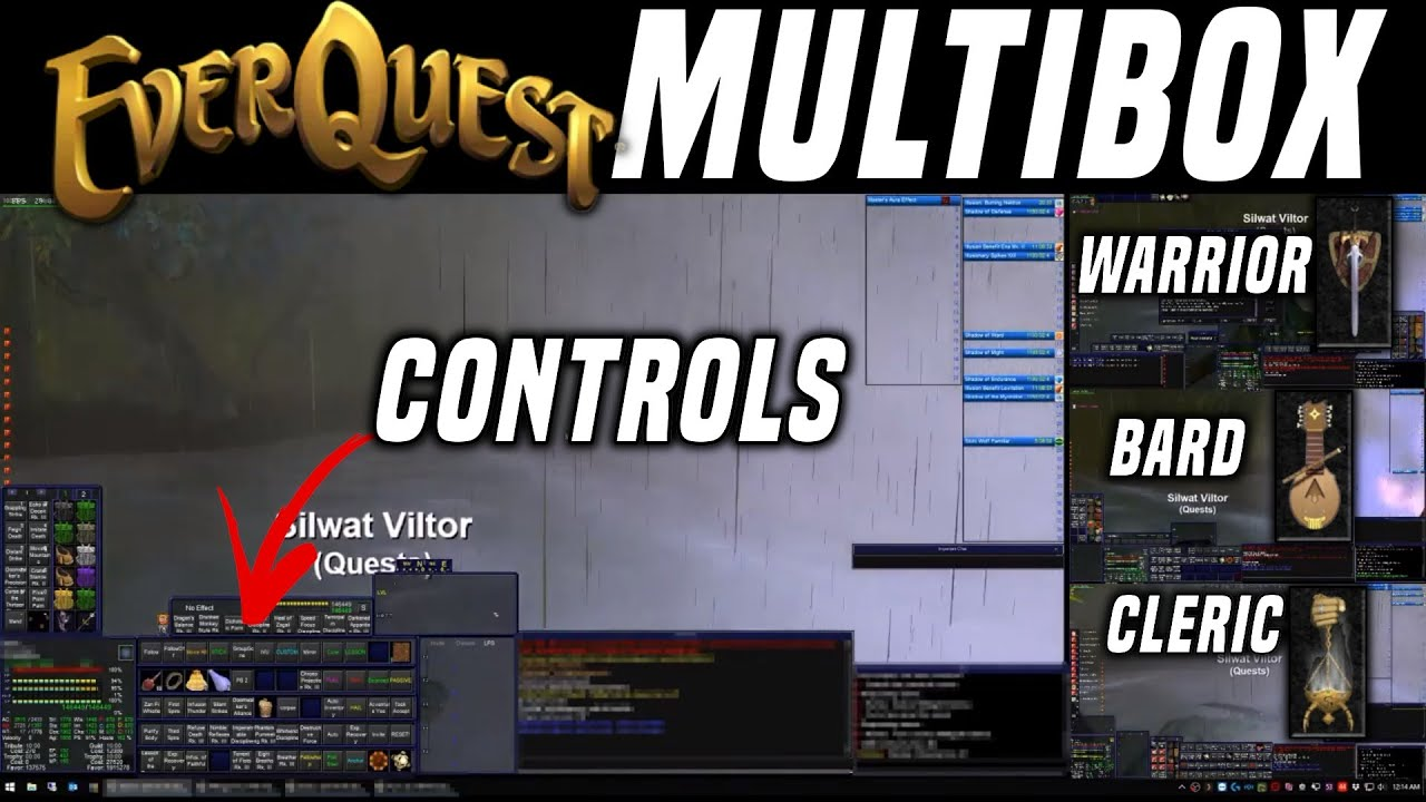 How to Multibox in Everquest