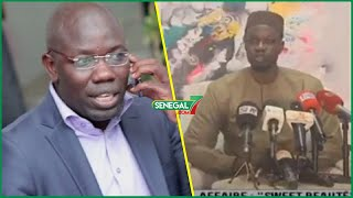 Ahmed Aidara sur la déclaration d'Ousmane Sonko