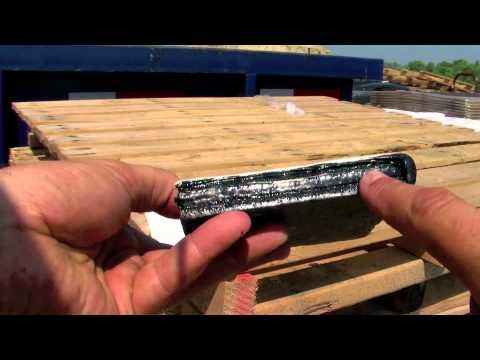 FLAT ROOF - TOUGHROOF vs TPO