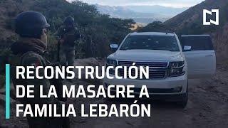 Masacre de familia LeBarón | Ataque a familia LeBarón - En Punto
