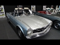 1967 Mercedes-Benz 250 SL - Exterior and Interior - Classic Expo Salzburg 2016