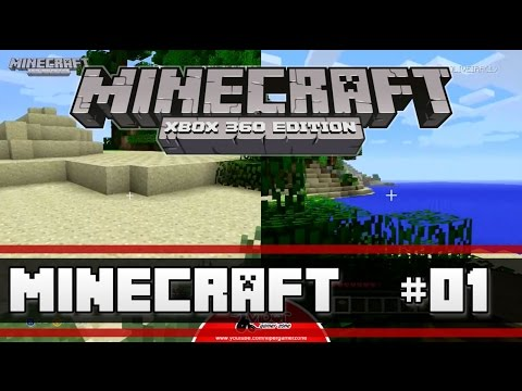 how to build a crafting table in minecraft xbox 360