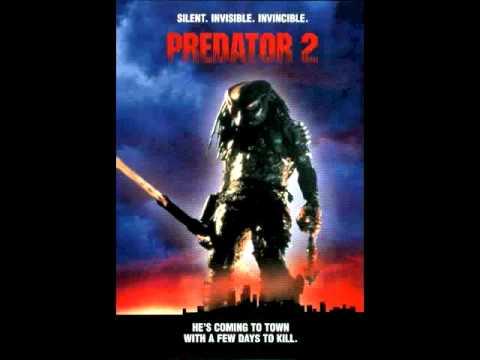 PREDATOR 2  End Title  musiche di Alan Silvestri