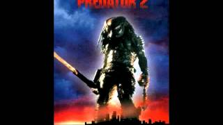 PREDATOR 2 - End Title - musiche di Alan Silvestri