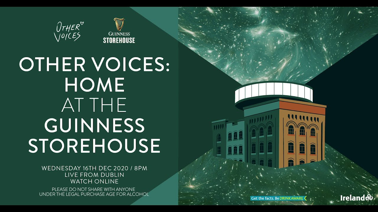Other Voices - Guinness Storehouse 16th Dec