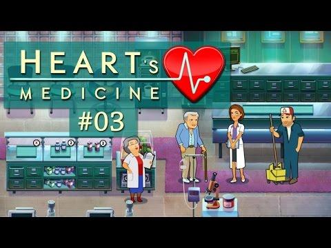 HEARTS MEDICINE: ÄRZTIN MIT HERZ • #03 - Todes-Party   Let's Play