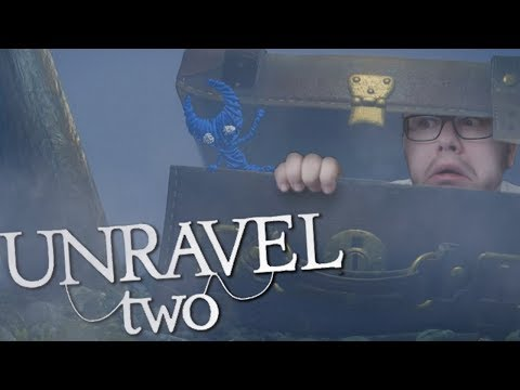 LOST IN THE MINI WORLD | Unravel Two |