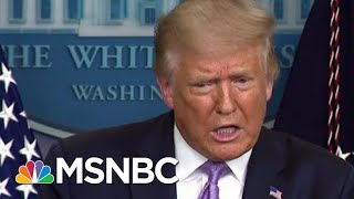Trump Opposes USPS Funding Because Of Mail-in Voting | Morning Joe | MSNBC