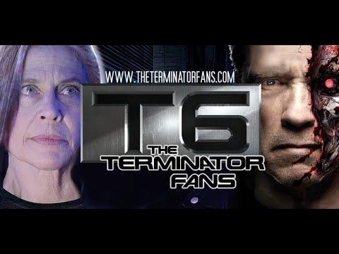 Терминатор 6 Тёмные судьбы фильм Официальный трейлер HD на русском смотреть онлайн бесплатно