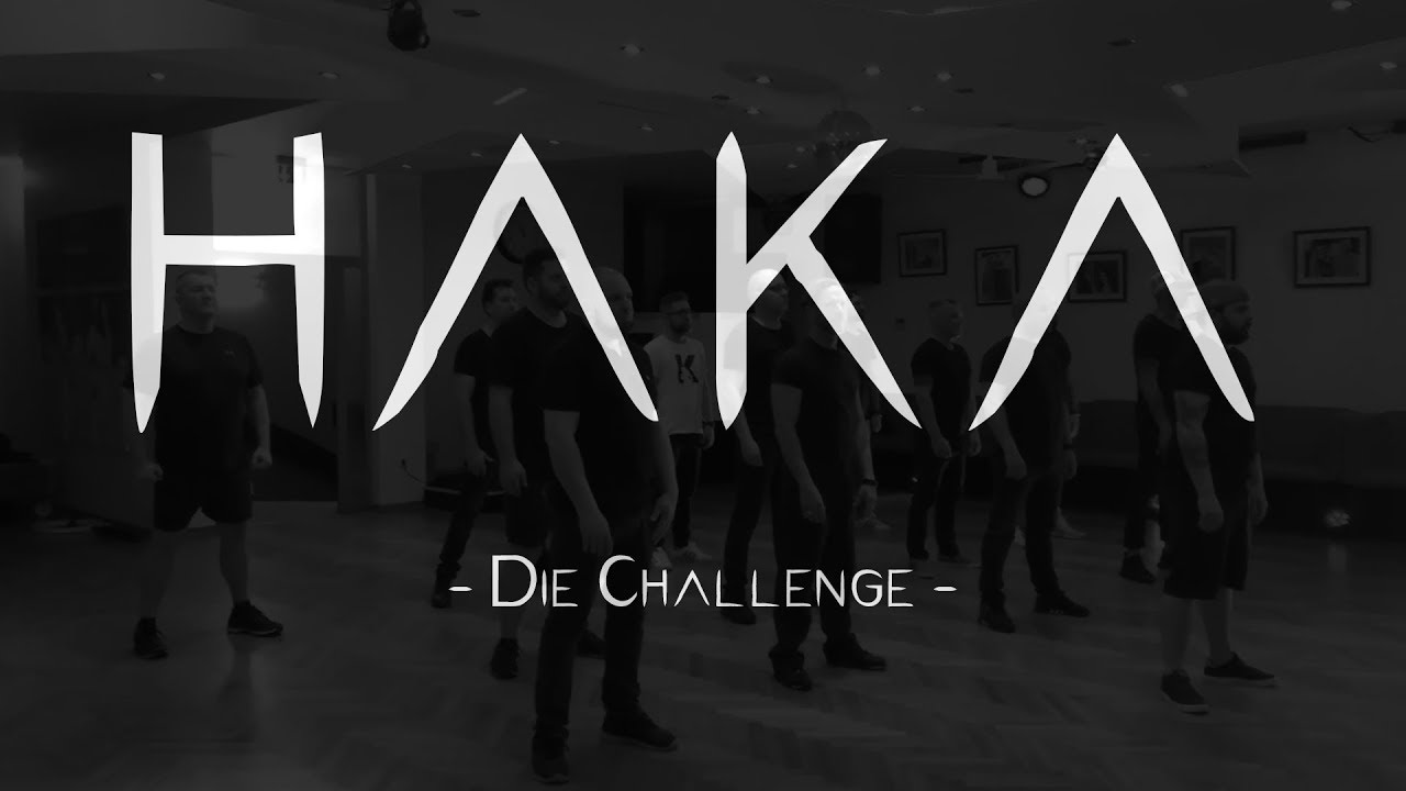 HAKA  -Die KS-Challenge-