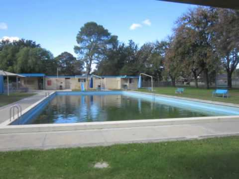 White Hills Swimming Pool Bendigo Youtube