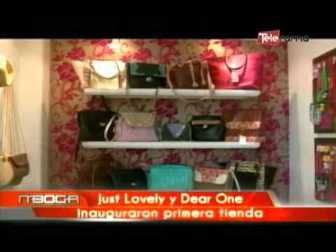 Just Lovely y Dear One inauguraron primera tienda