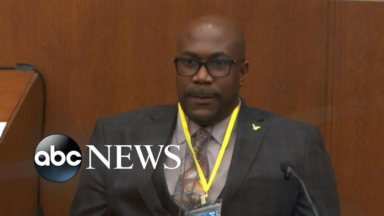 WATCH: George Floyd's Brother Testifies In Derek Chauvin Trial