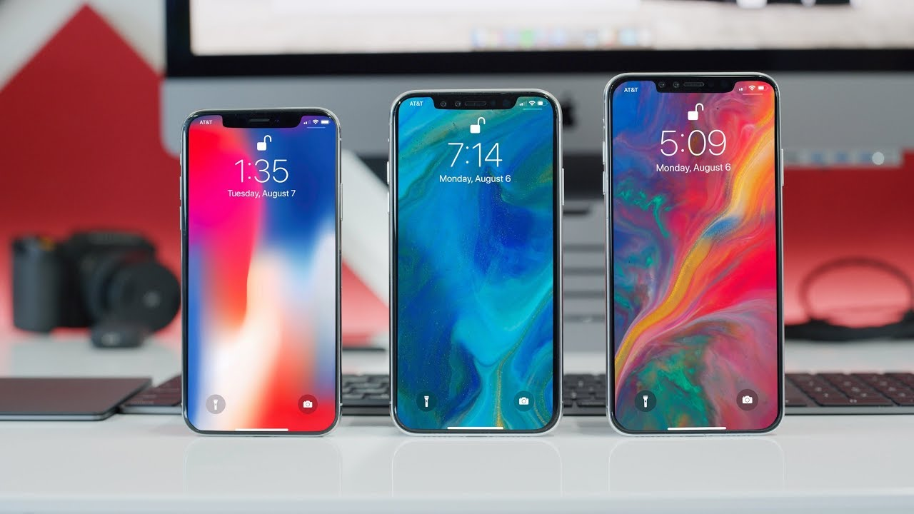 The 2019 iPhone X Models!