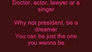 Darin-B what U wanna B (lyrics)