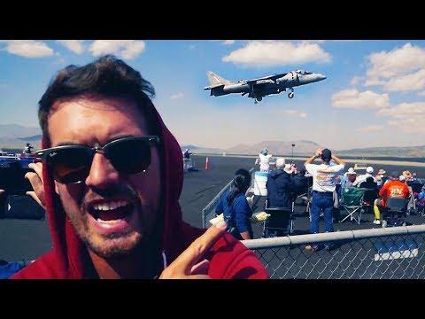 Jet Planes & Race Drones