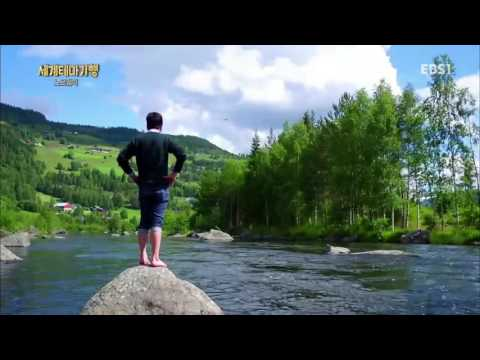 세계테마기행 - 대자연의 환상곡, 노르웨이를 달리다 1부- 한여를의 빙하여행_#001