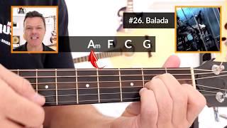aula de violo: milhares de msicas com 4 acordes simples
