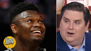 I'm being told the Pelicans are looking to buy at the trade deadline - Brian Windhorst | The Jump
