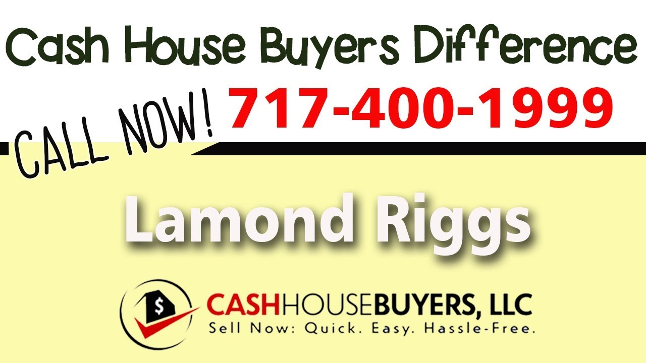 Cash House Buyers Difference in Lamond Riggs Washington DC | Call 7174001999 | We Buy Houses