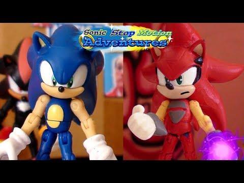 Sonic Stop Motion Adventures: Episode 26: Shot in the Dark