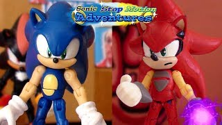 Sonic Stop Motion Adventures: Episode 26: Shot in the Dark