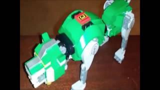 LEGO Voltron Review: LEGO Idea set