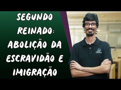 Abolição da Escravidão no Brasil. Processo de abolição da escravidão - Escola Kids