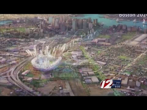 Detailed plans released for Boston 2024 Olympics