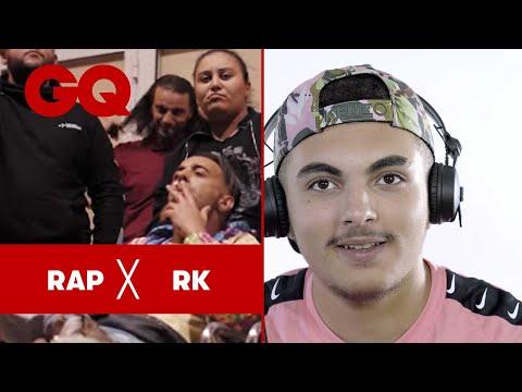 Youtube: RK juge le rap français: Jul, Niska, Shay…. I Versus I  GQ