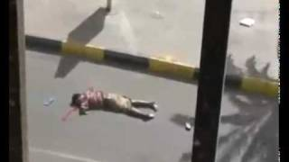 YouTube  South Yemen revolution     Killed and wounded in peaceful demonstrations     Aden 13 01 2009