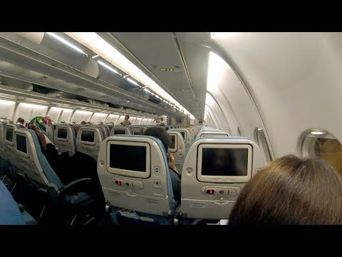 Turkish Airlines A330-300 Economy Class Review ESB-IST